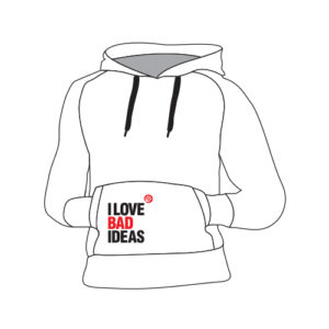 ILBI Hoodie - I Love Bad Ideas